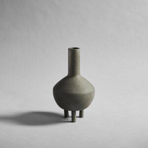 Duck Vase Fat Gray 101 Copenhagen