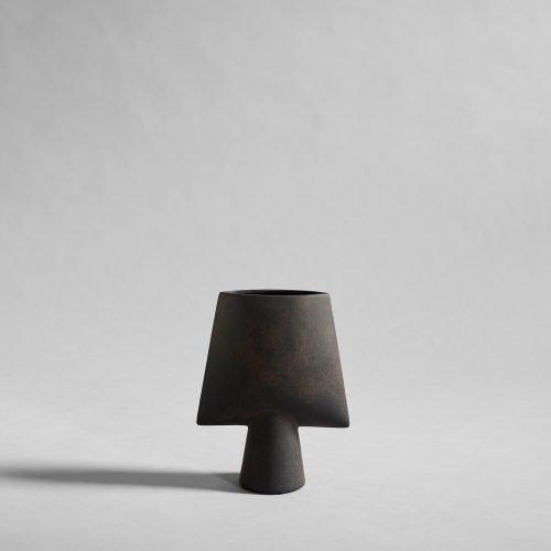 Sphere Vase Square Mini Coffee