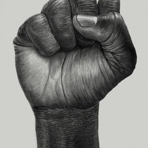 Raised Fist1 scaled