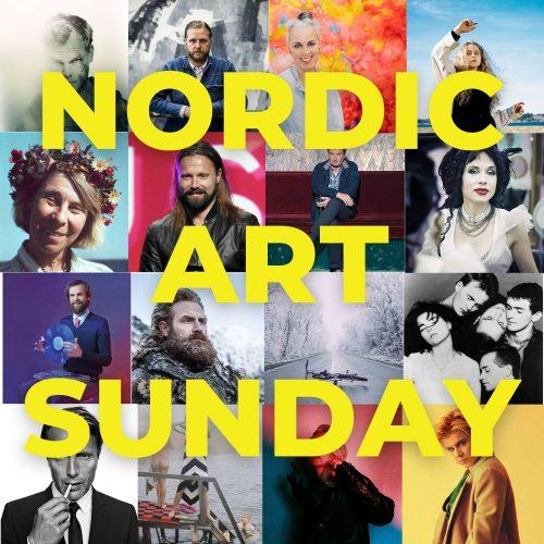 Nordic Art Sunday