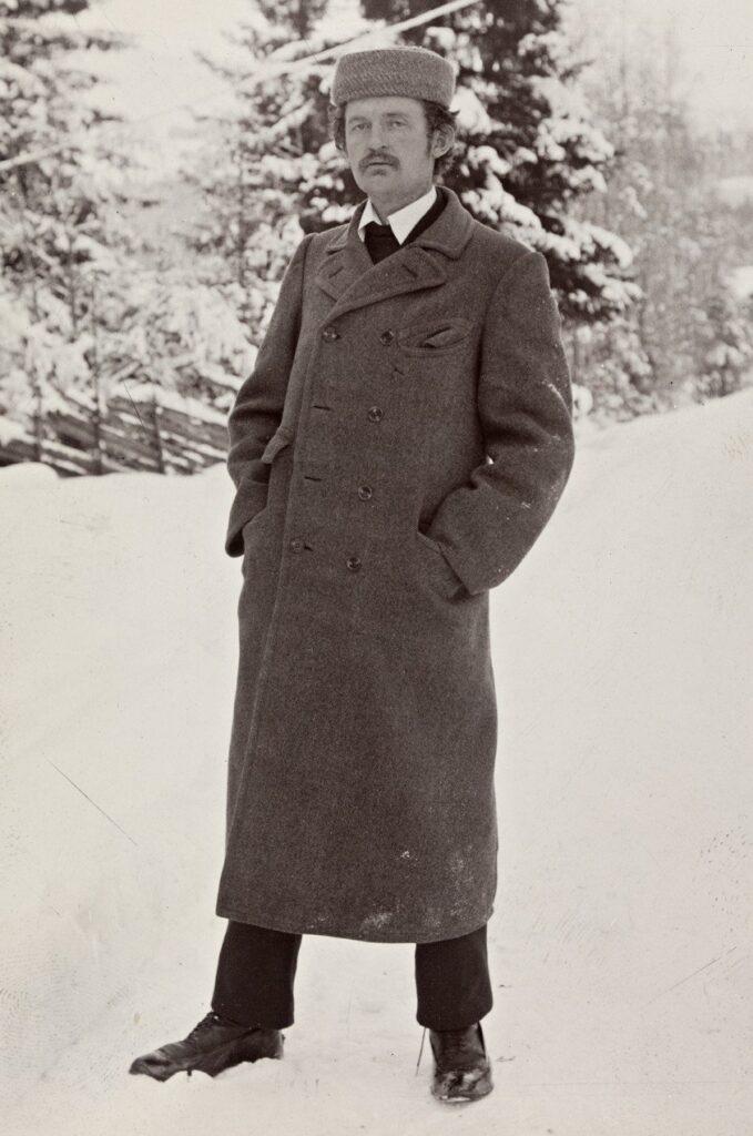 edvard Munch winter
