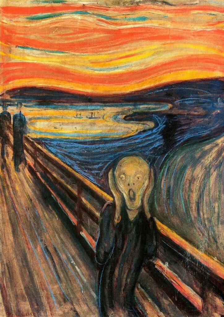 Edward Munch Scream