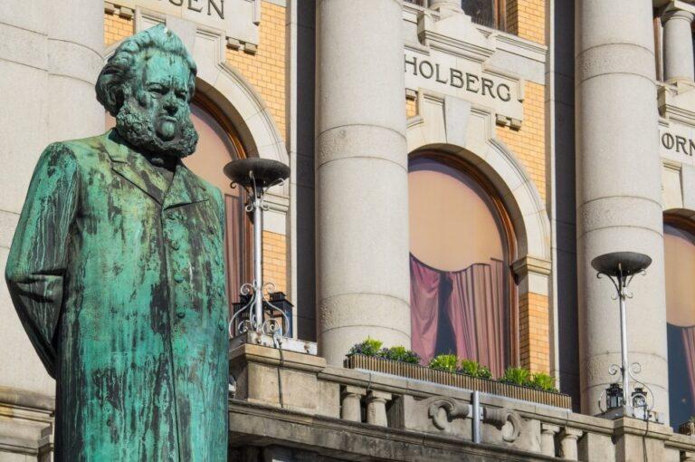 henrik ibsen oslo theatre